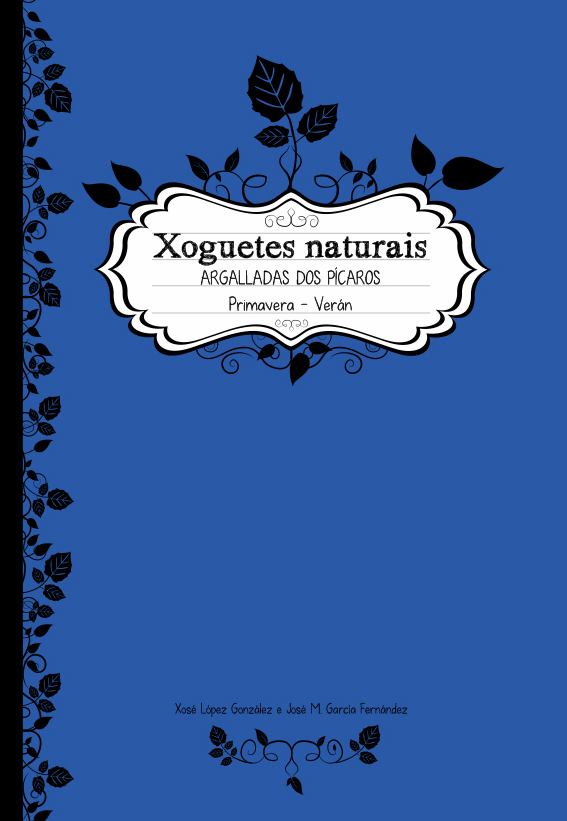 Portada do libro Xogues Naturais